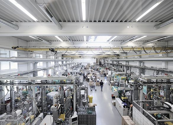 Increased Productivity with Konzelmann's Process Automation